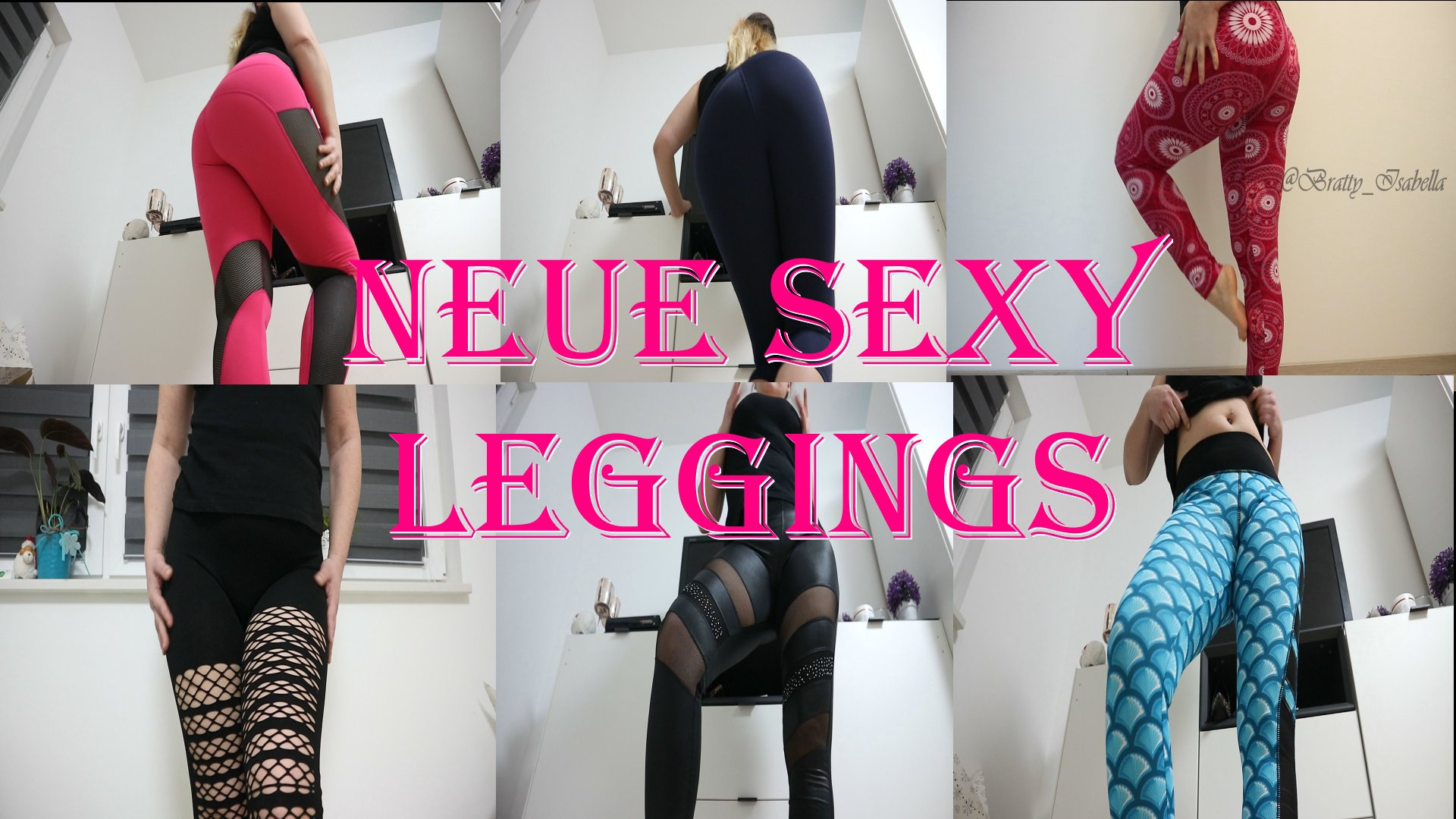 Neue sexy Leggings!