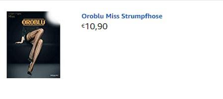 Oroblu Miss Strumpfhose